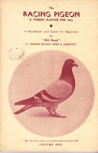 Arthur Clarke - OLD HAND RACING PIGEON BOOKS