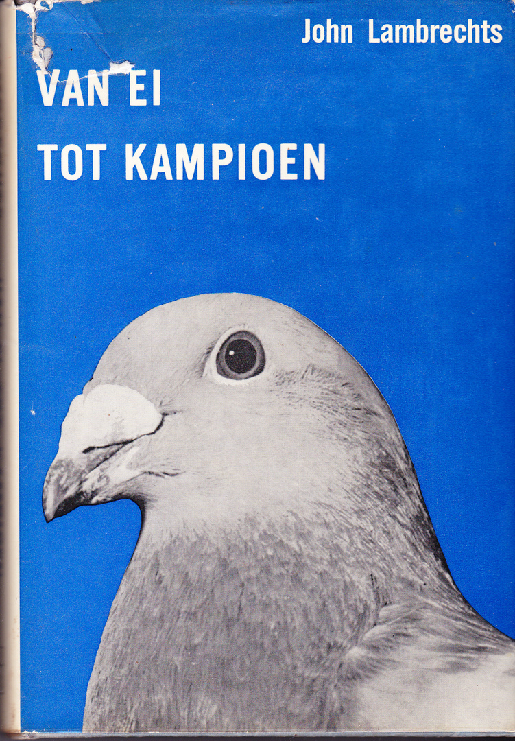 DE SIERDUIF (Ornamental Pigeons) Dutch language, 1990 hard cover,  illustrated color and b/w, 196 pages, 9.75 by 6.25 inches, very small cover  blemish, ...